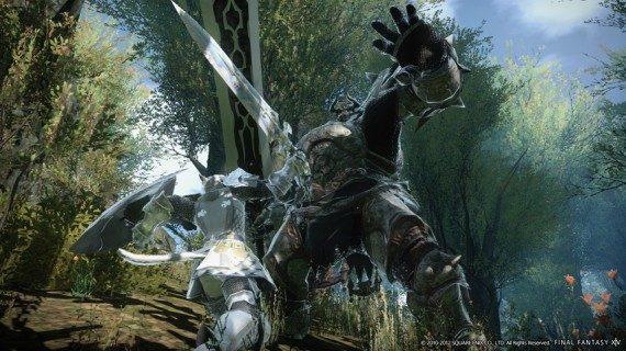 Die Vergangenheit, Gegenwart und Zukunft von Final Fantasy XIV – A Realm Reborn