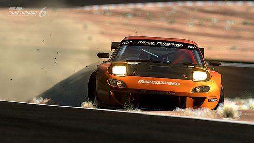 Gran Turismo 6 E3 trailer zeigt Willow Springs, GT3 Race Cars und mehr
