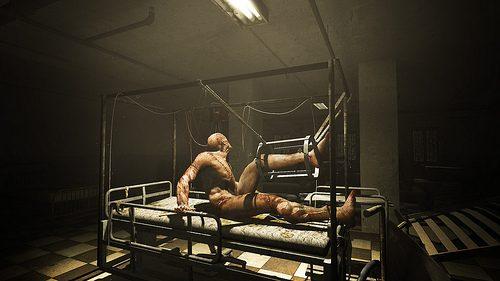 "PS4-Survival-Horror Outlast verspricht, euch ""zu Tode zu erschrecken"""