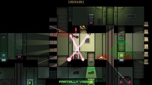 Stealth Inc schleicht morgen auf PlayStation 3 und PS Vita