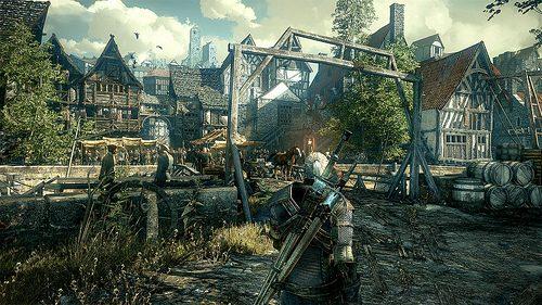The Witcher 3: Wild Hunt – Größer als Skyrim