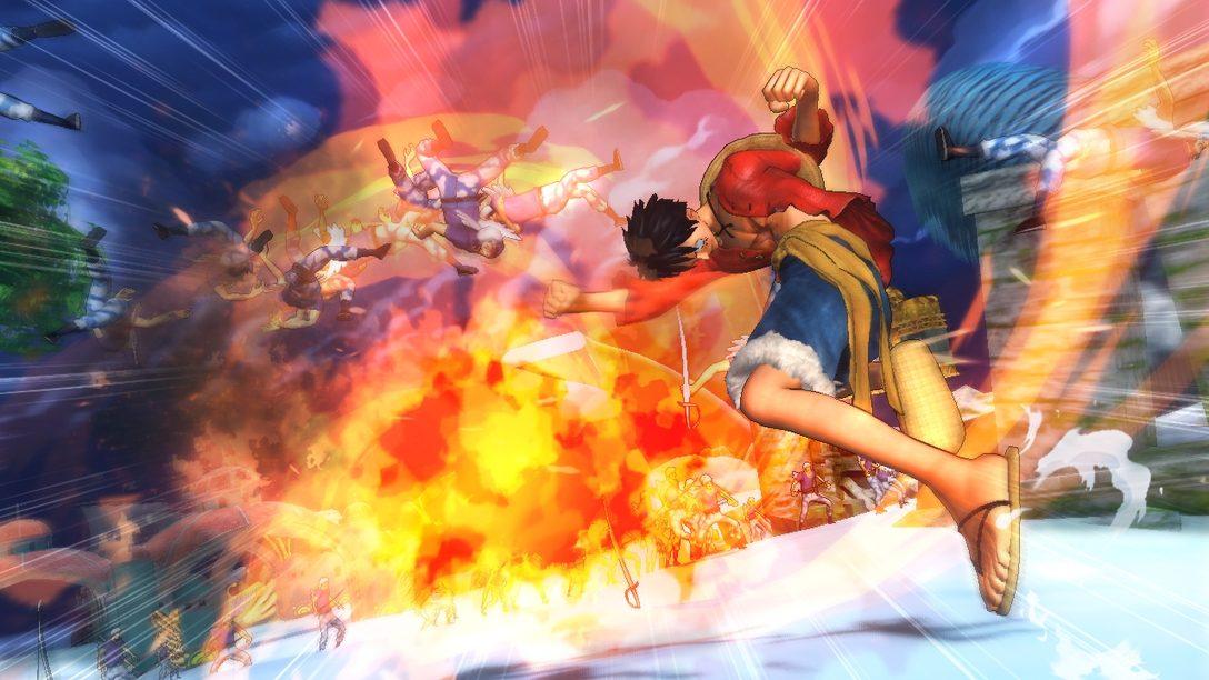 Mit ONE PIECE: Pirate Warriors 2 hochqualitative Lorenor Zoro-Figur gewinnen!