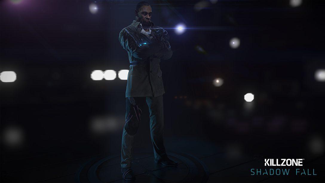 Killzone: Shadow Fall – Die Entstehung von Sinclair und Echo