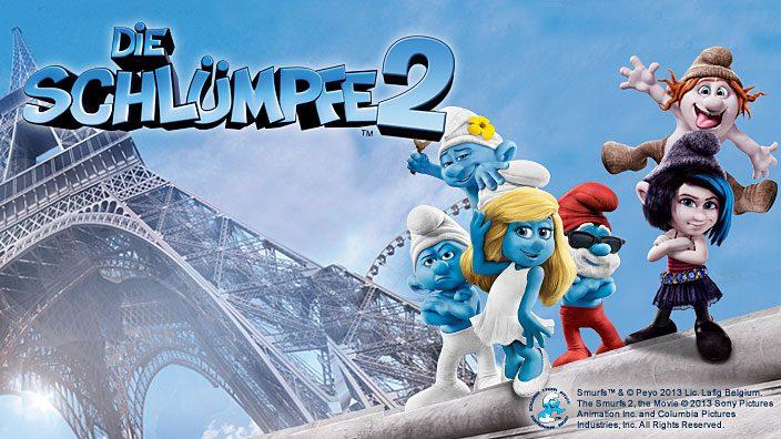 Blaues PS3-System und Trip nach Hollywood zu den Sony Animation Studios gewinnen