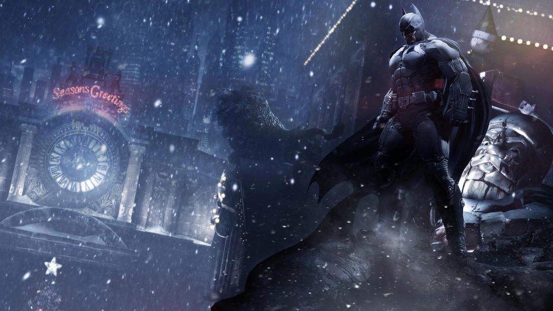 Arkham Origins Multiplayer enthüllt!