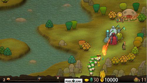 PixelJunk Monsters: Ultimate HD Release-Datum bestätigt