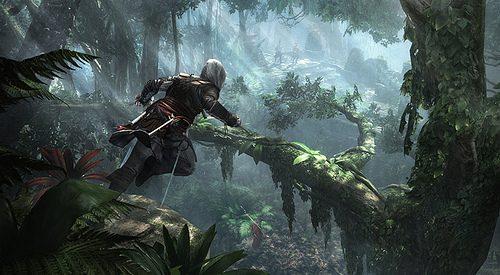 Assassin's Creed IV Black Flag ist fast da, schaut euch den Launch-Trailer an