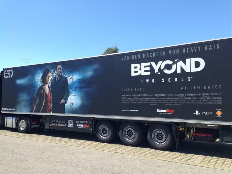 BEYOND: Two Souls auf Tour