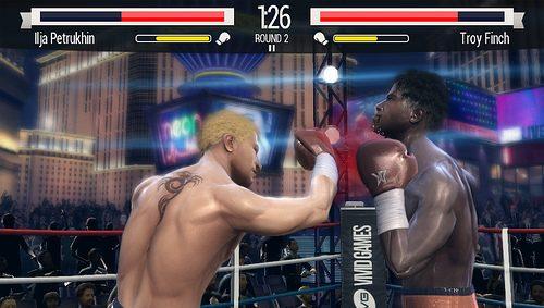 Real Boxing schlägt sich ab heute auf PS Vita