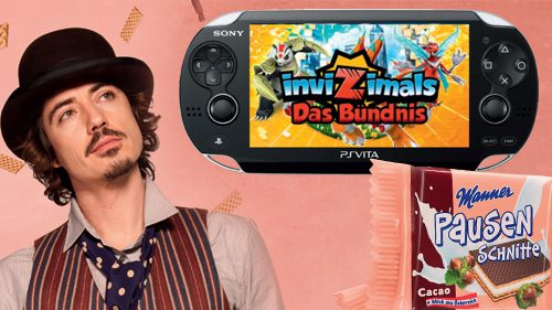 Manner sucht mit PlayStation die coolste Pausenschnitte Österreichs!