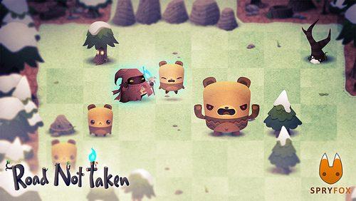 Road Not Taken – Wunderschönes Puzzle-Game für PS4/Vita in neuem Video vorgestellt