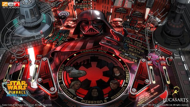 Star Wars Pinball: Balance of the Force erscheint im PSN