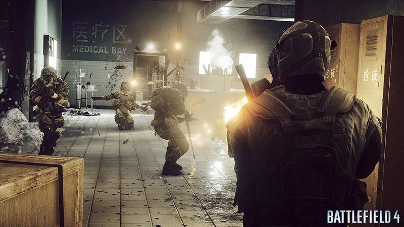 Battlefield 4 ab morgen für PlayStation 3 erhältlich