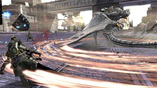 Drakengard 3 erscheint 2014 exklusiv für PS3