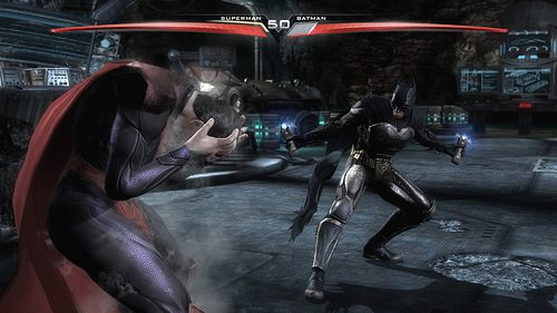 Injustice: Gods Among Us Ultimate Edition im November für PS Vita