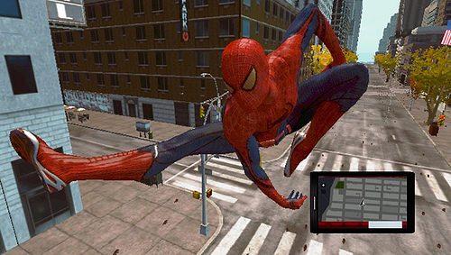 The Amazing Spider-Man schwingt sich auf die PS Vita