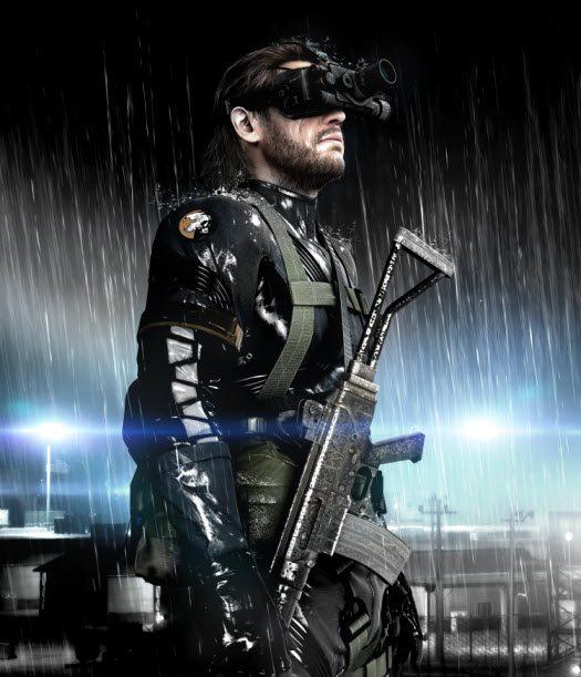 Metal Gear Solid V: Ground Zeroes erhält eine PlayStation-exklusive Déjà Vu-Mission