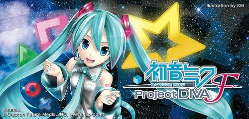Hatsune Miku: Projekt DIVA f kommt auf PS Vita
