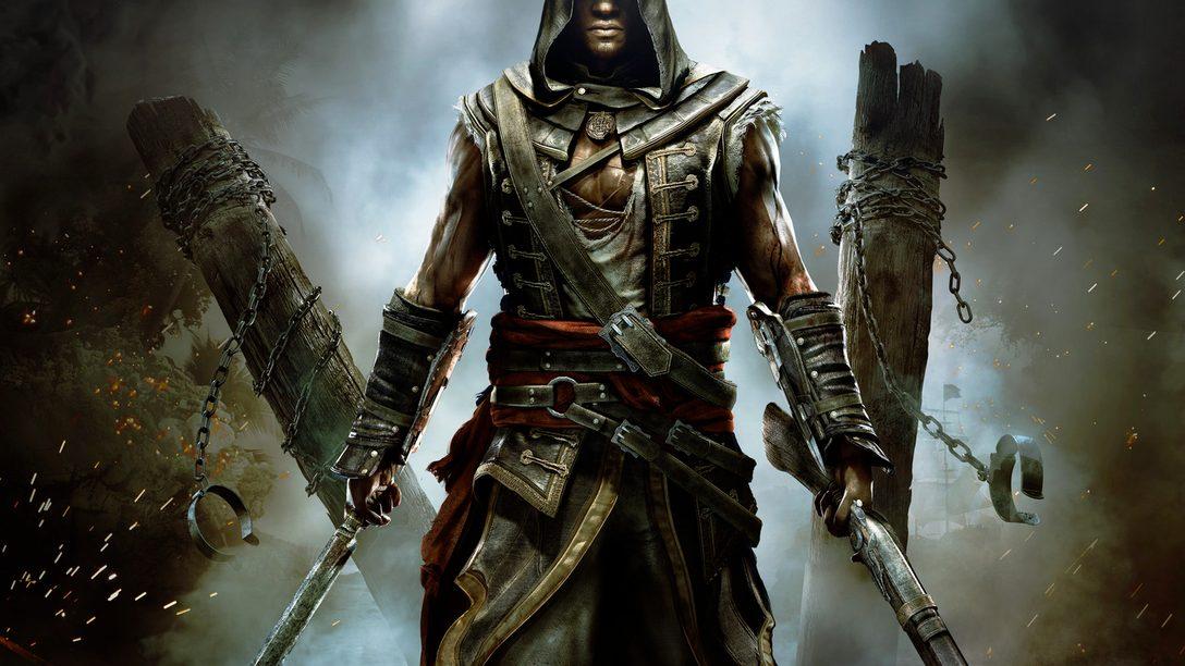 Assassins Creed IV Black Flag Schrei nach Freiheit DLC ab Mittwoch erhältlich