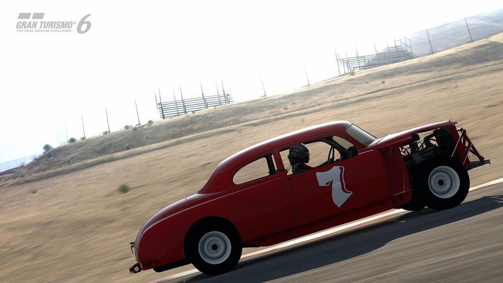 Mario Andrettis 1948 Hudson jetzt in Gran Turismo®6