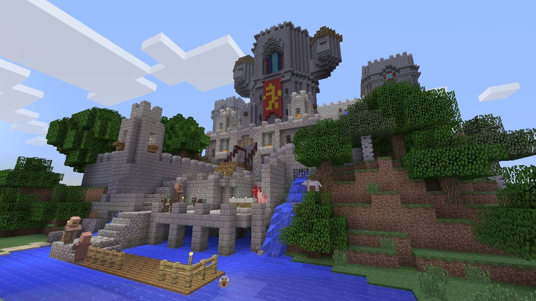 Die PlayStation Store-Charts im Januar: Minecraft weiterhin an der Spitze