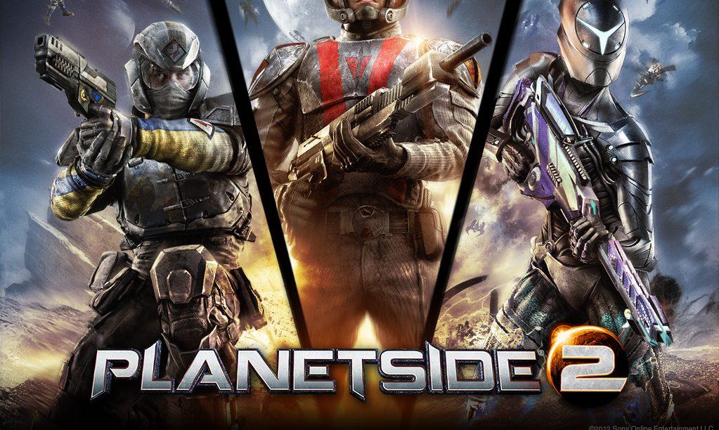 Das PlanetSide 2 Team wünscht ein frohes Fest