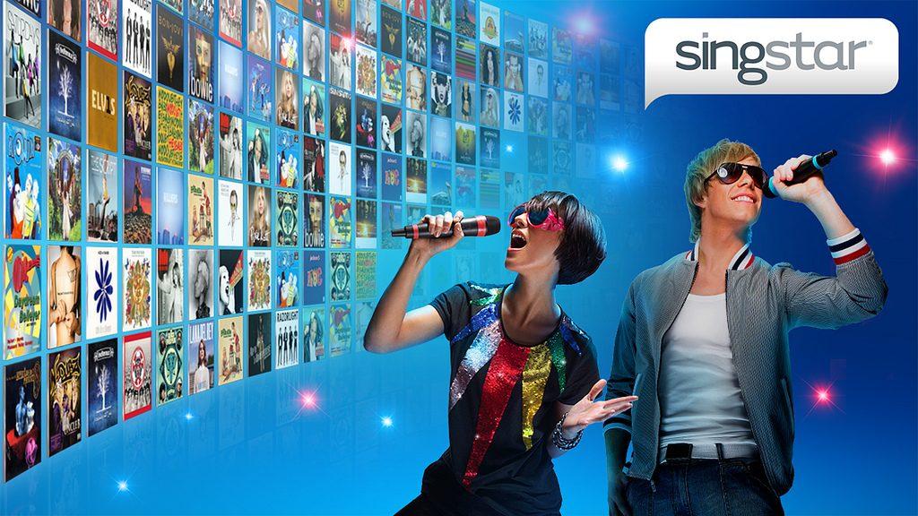 Singt in 2014 mit den SingStar-Rabatten