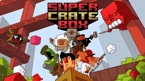 Die kostenlosen PlayStation Mobile-Spiele des Tages: Super Crate Box und Fuel Tiracas