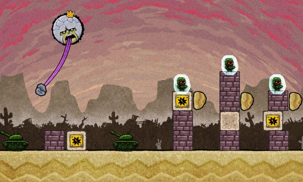 King Oddball Ends the World erscheint heute auf PS Vita