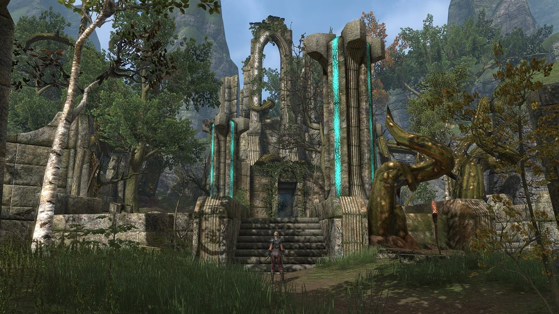 The Elder Scrolls Online: Neuer Trailer und die Ankündigung der Imperial Edition