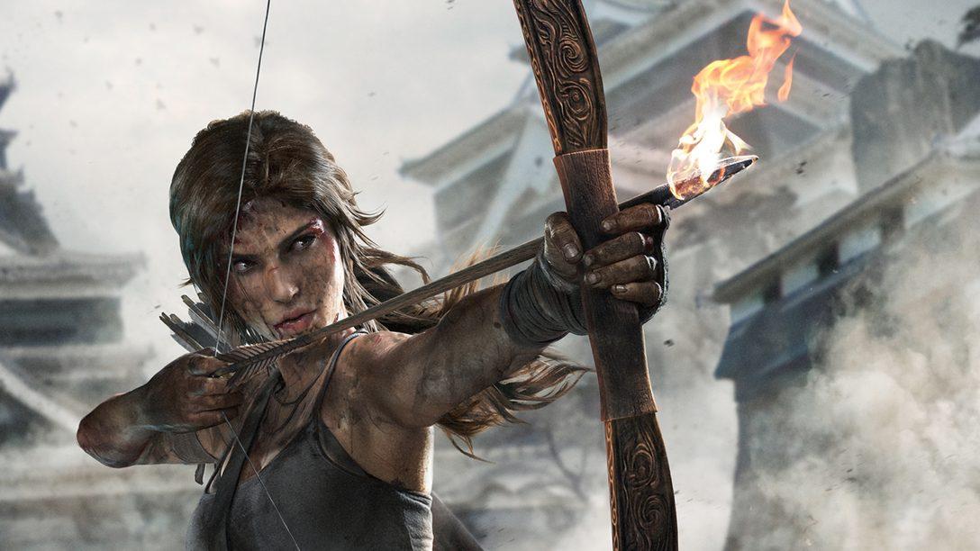 Tomb Raider: Definitive Edition für PS4 angespielt
