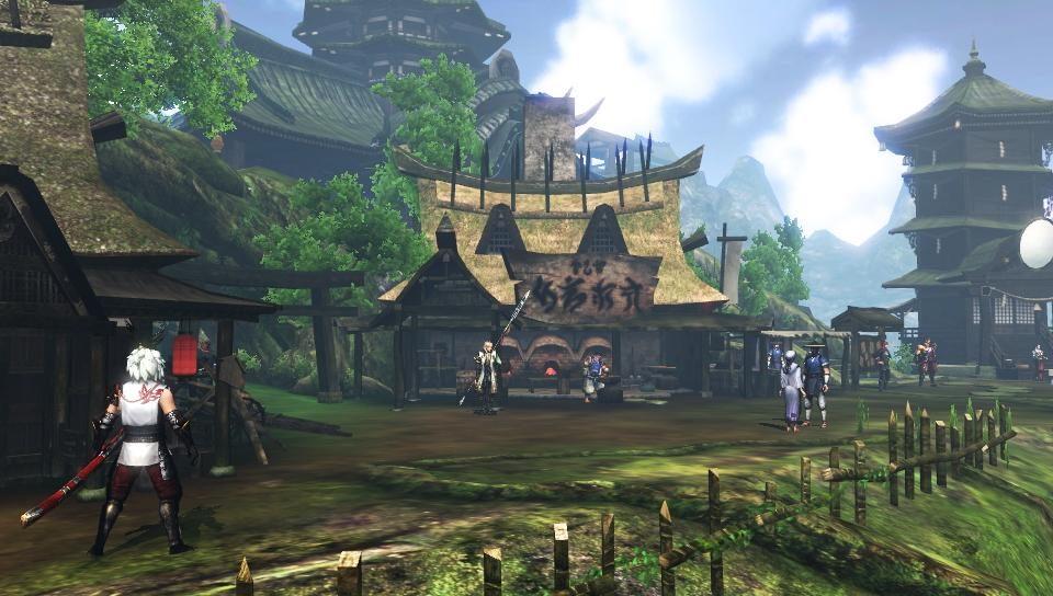 Demo zu Toukiden: The Age of Demons ab heute für PS Vita erhältlich