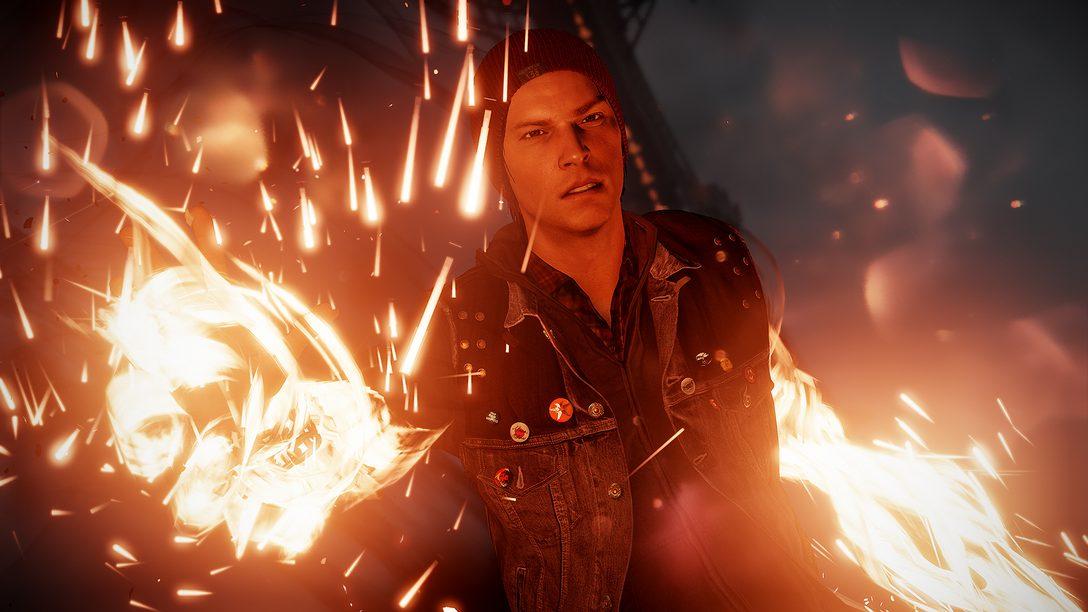 """Neuer """"inFAMOUS Second Son""""-Trailer: Seattle in atemberaubendem Detail auf PS4"""
