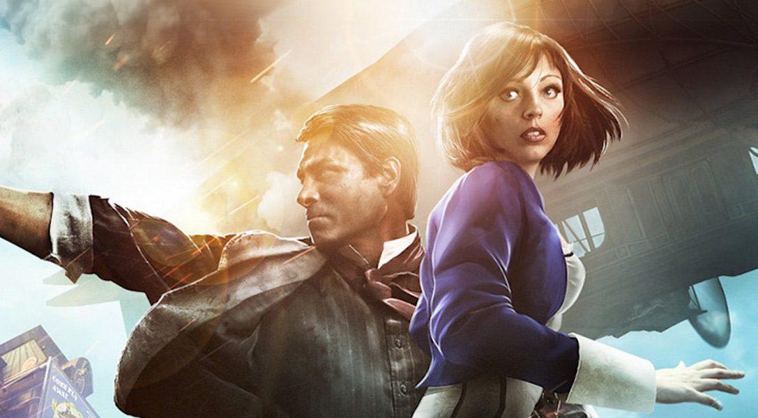 PlayStation Plus im Februar: BioShock Infinite, Metro Last Light, Outlast und vieles mehr