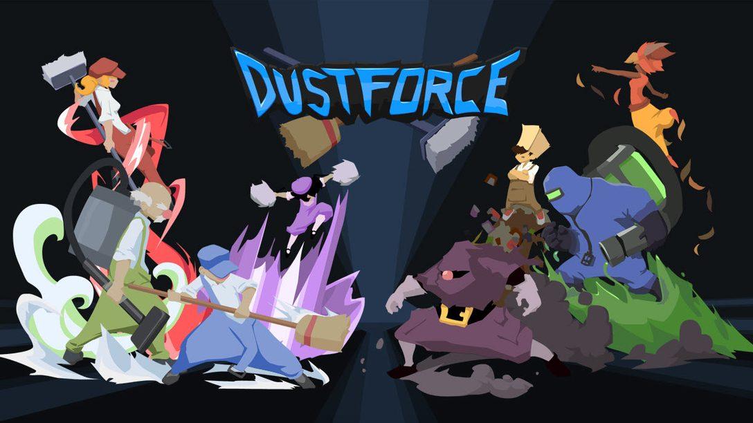 Dustforce erscheint morgen auf PS3 und PS Vita