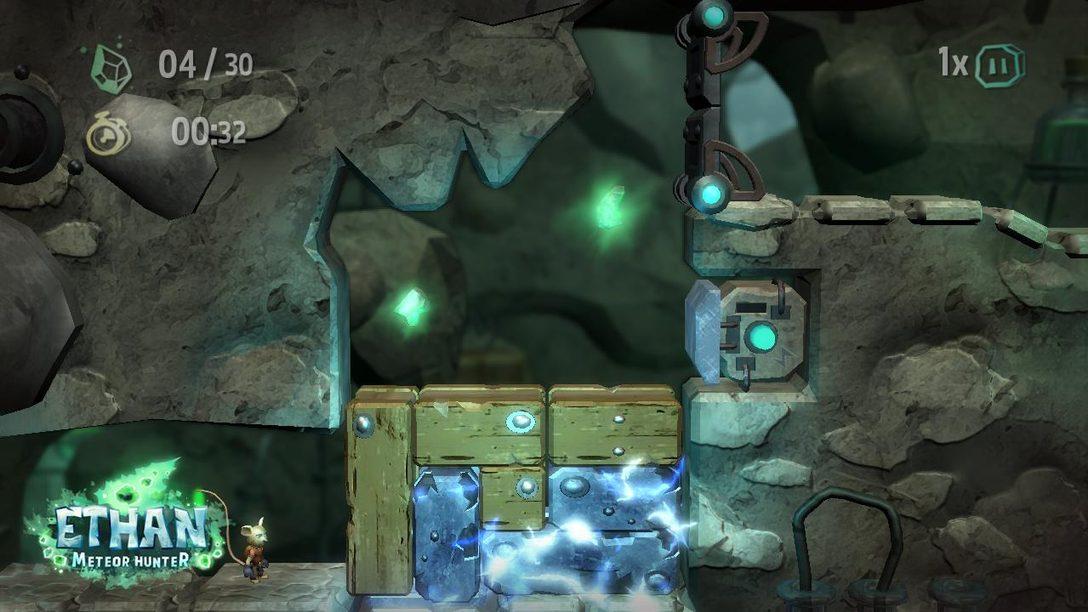 Ethan: Meteor Hunter für PS Vita angekündigt – PS3-Demo und Preissenkung!