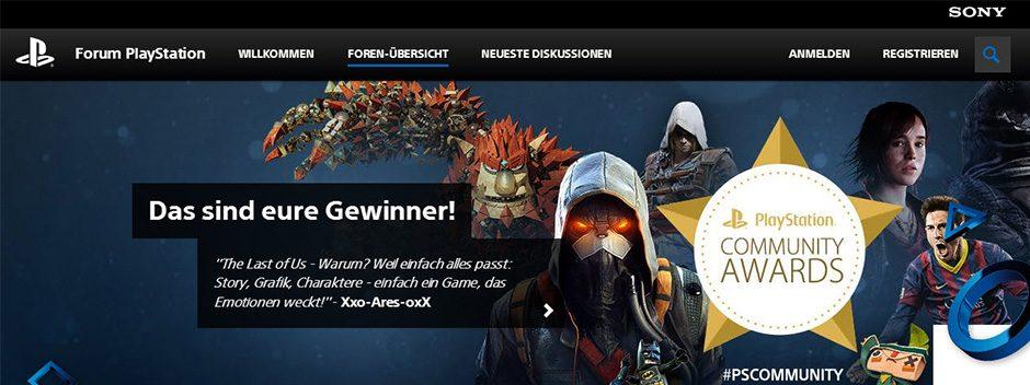 Das neue PlayStation Forum ist Live
