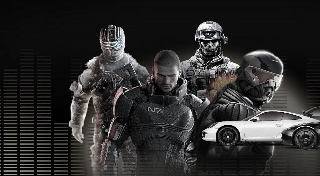 Sichert euch tolle Rabatte auf Highlights der besten Spielereihen aus dem PlayStation Store