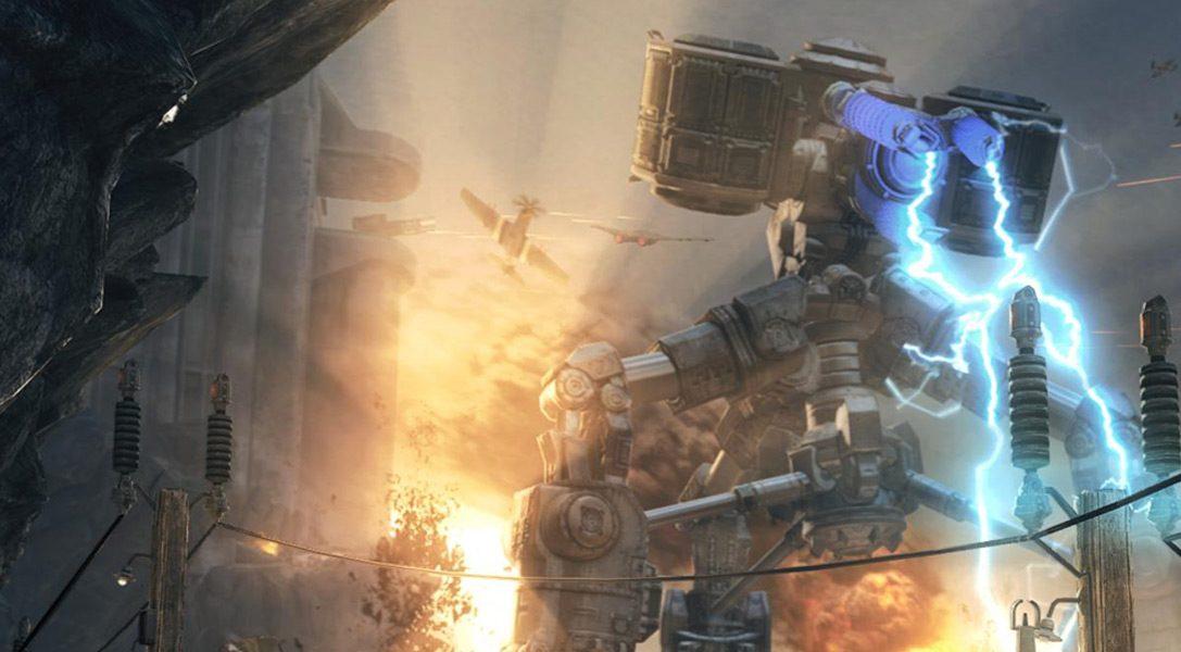 Wolfenstein: The New Order auf PS4 angespielt