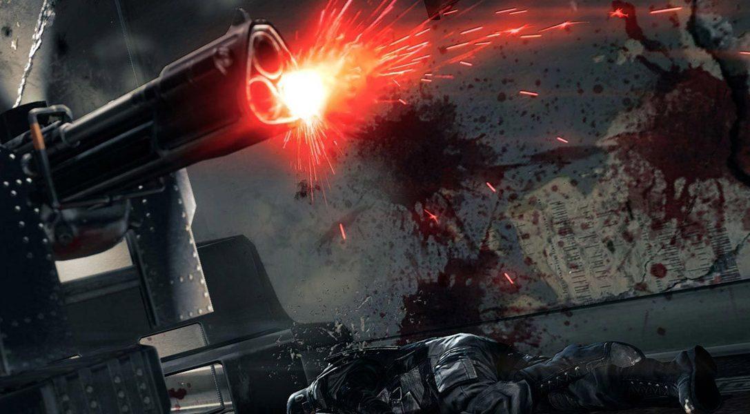 Bitte anschnallen! Wolfenstein: The New Order erscheint am 20. Mai für PS3/PS4