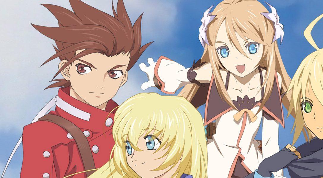Tales of Symphonia Chronicles erscheint heute für PS3