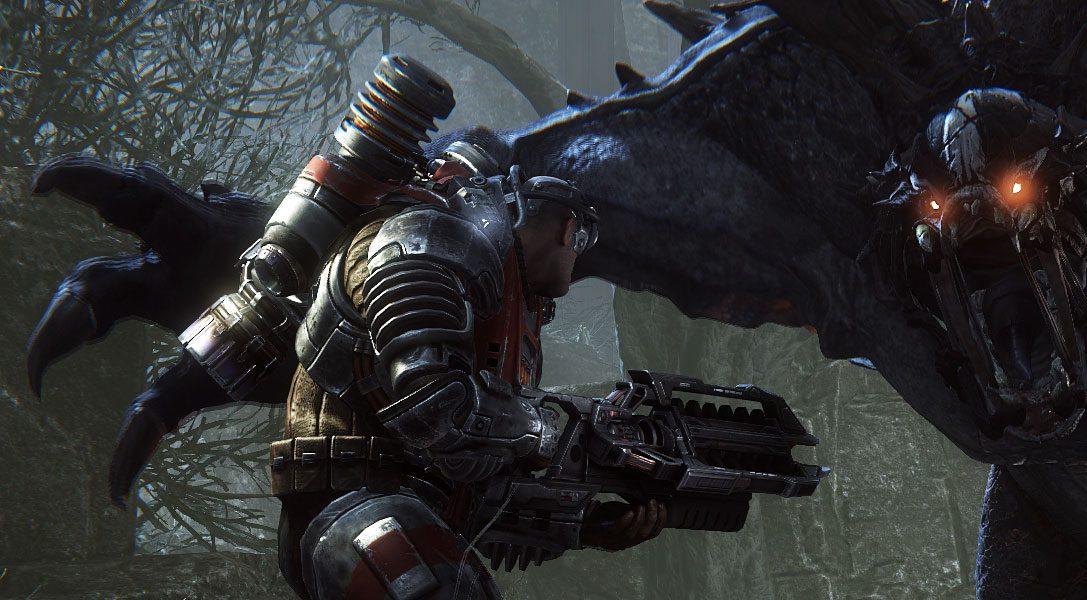 Evolve: Hunting the Beast angespielt