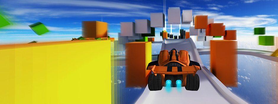 Jet Car Stunts kurvt bald auf PS3, PS4 und PS Vita
