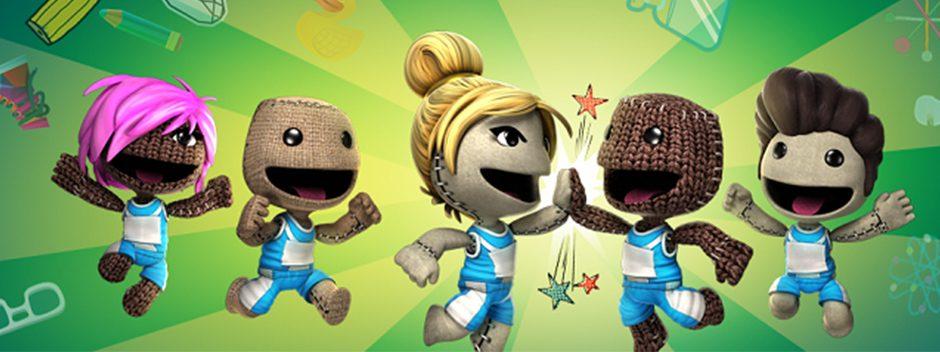 LittleBigPlanet Update: Schnelle Kreationen im Create Marathon 4!