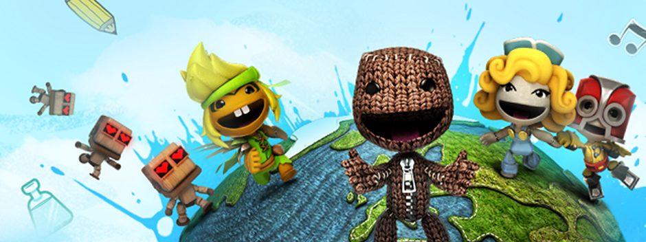 LittleBigPlanet Update: Macht mit bei der Flip-Side-Challenge!