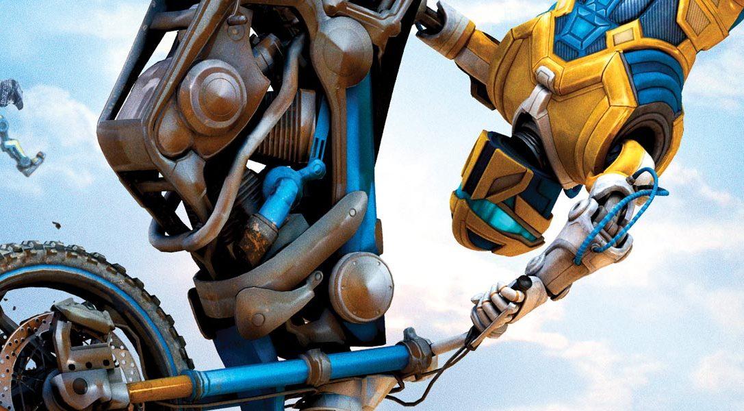 Trials Fusion auf PS4: Neuer FMX Trailer