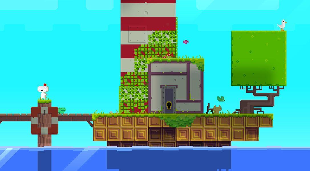 FEZ erscheint diese Woche für PS3, PS4 und PS Vita