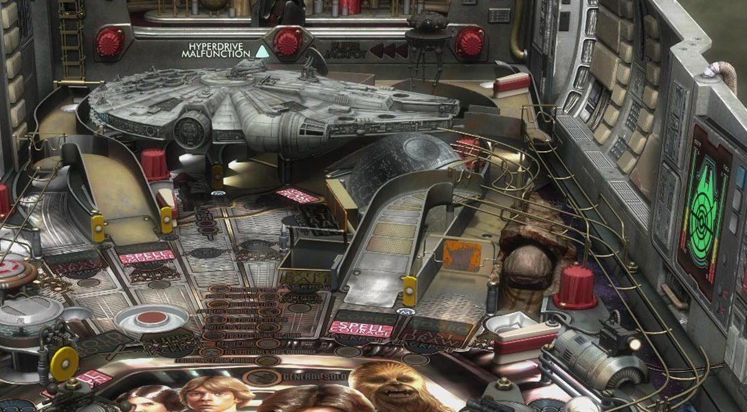 Star Wars Pinball: Heroes Within kommt für PS3, PS4 und PS Vita