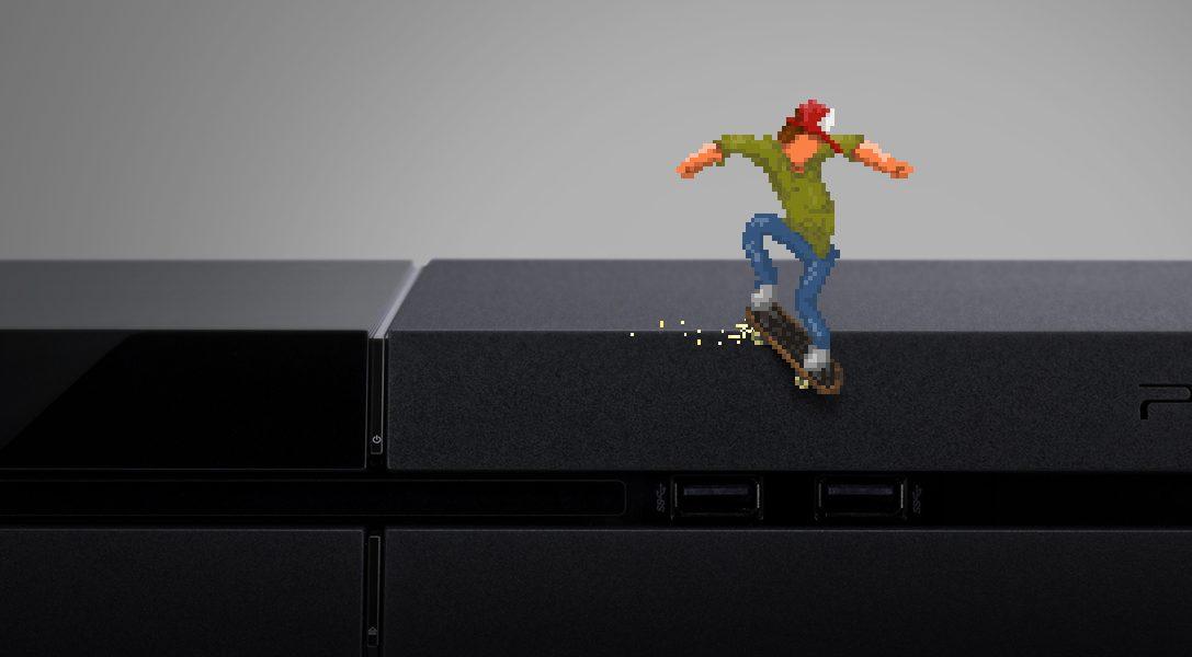 Hochgelobte Skateboard-Action mit OlliOlli kommt auf PS4 und PS3