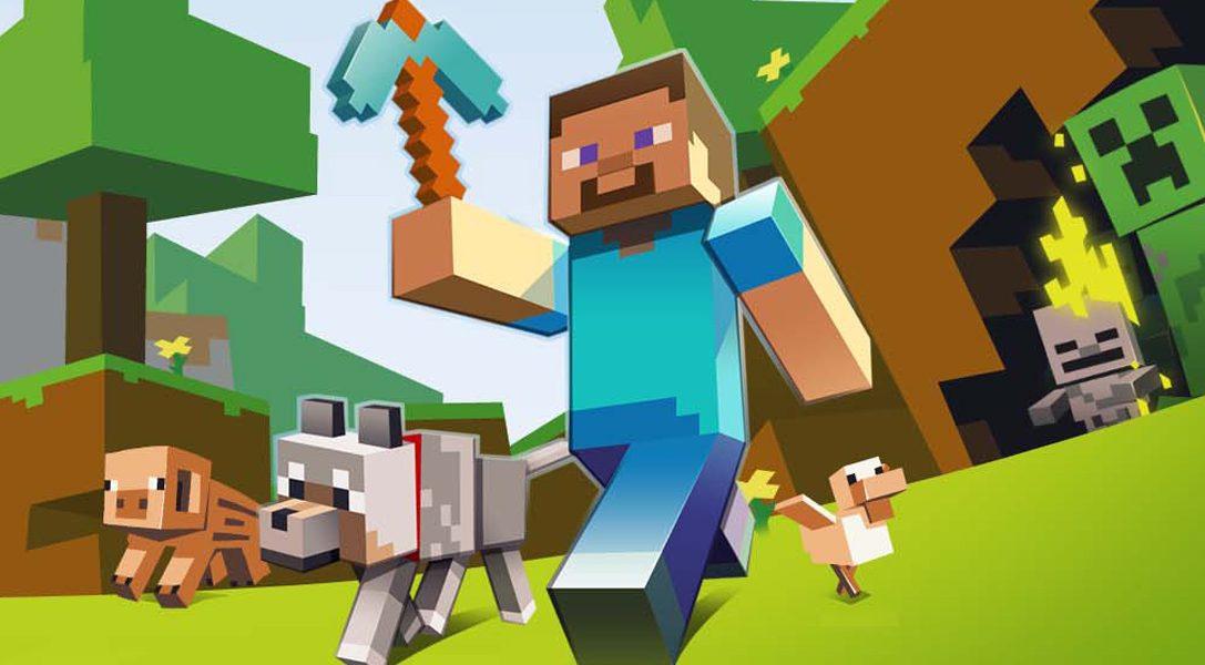 """Die neue """"Minecraft PS3″-Aktualisierung bringt """"Uncharted""""-, """"Killzone""""- und """"Sly""""-Designs"""